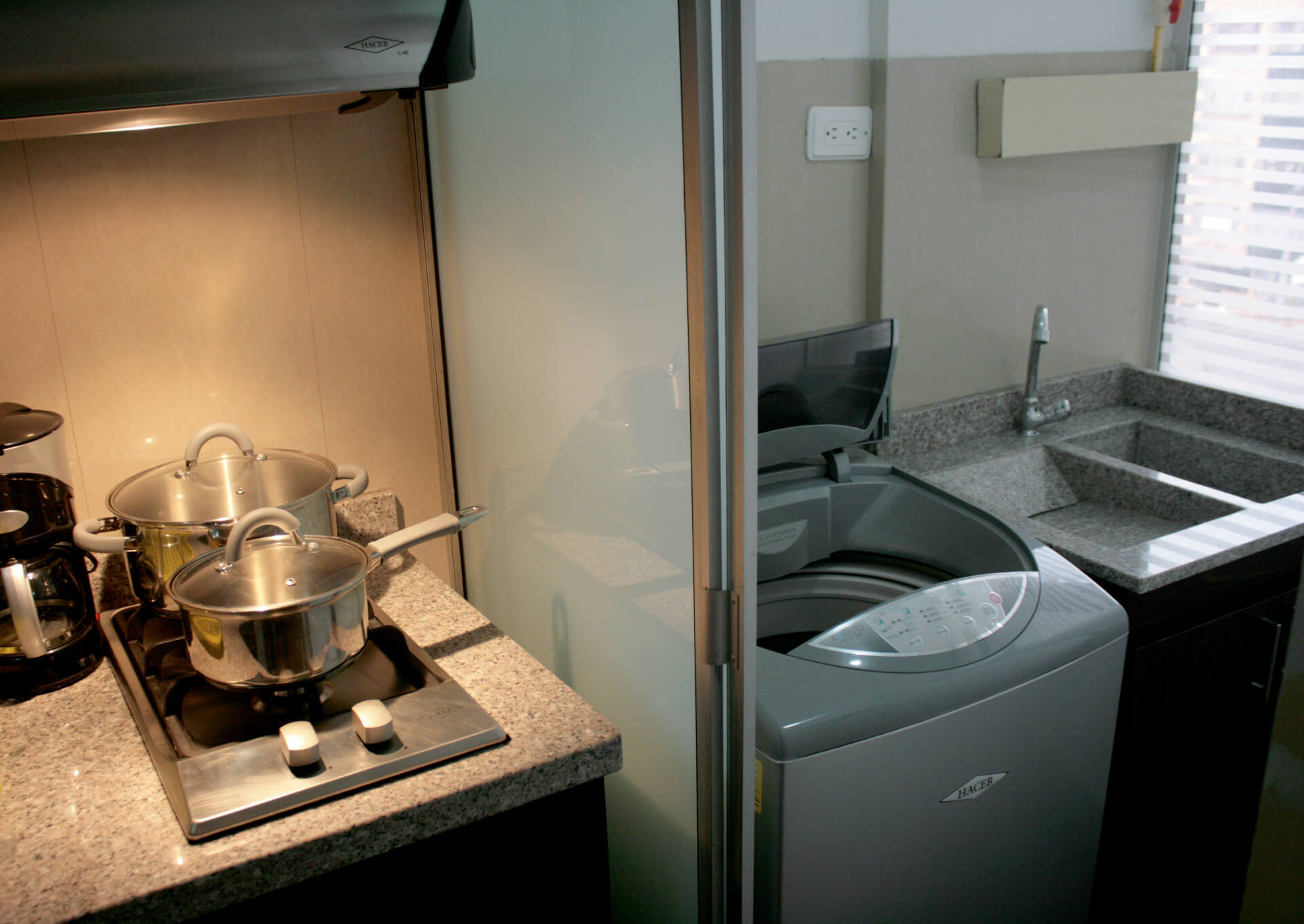 Cocina-Lavanderia