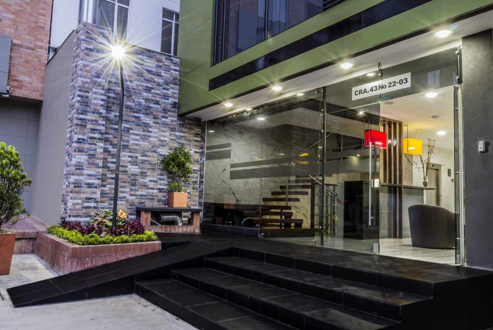 HOTEL REGENCY BOUTIQUE LA FERIA